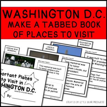 Washington D.C. monuments and memorials