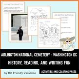Washington DC - Arlington Cemetery - History, Facts, Color