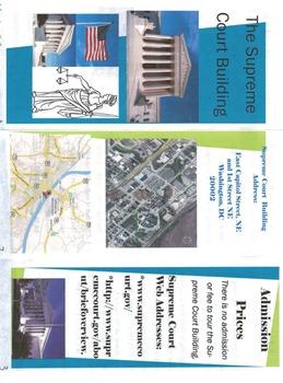Washington DC Brochure