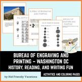 Washington DC - Bureau of Engraving and Printing - Informa