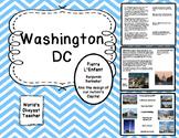 Washington DC: Design of Pierre L'Enfant