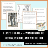 Washington DC - Ford's Theater - History, Fun Facts, Color
