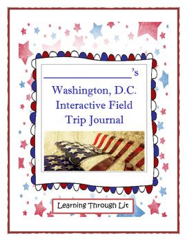 Washington, D.C. Interactive Field Trip Journal