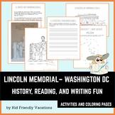 Washington DC - Lincoln Memorial - History, Fun Facts, Col
