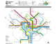 Washington DC Metro Map Geometry and Challenge Worksheet