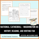 Washington DC - National Cathedral - History, Facts, Color