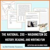Washington DC - National Zoo - History, Fun Facts, Colorin