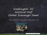 Washington DC Online Scavenger Hunt (Webquest)