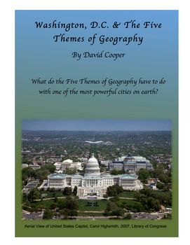 Washington, D.C. and The Five Themes of Geography