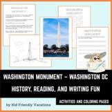 Washington DC - Washington Monument - History, Facts, Colo
