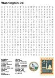 Washington DC Word Search