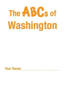Washington Handwriting Printables - Print Edition