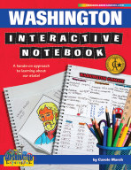 Washington Interactive Notebook: A Hands-On Approach to Learning About Our State!