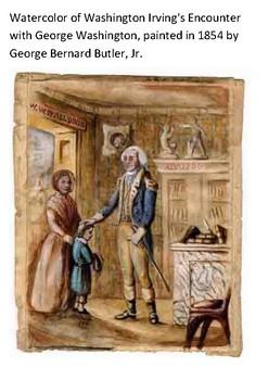 Washington Irving (1783-1859) Word Search