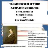 Washington Irving Bundle: The Legend of Sleepy Hollow and Rip Van Winkle - PDF