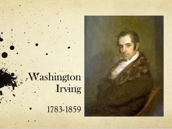 Washington Irving: Life and The Legend of Sleepy Hollow