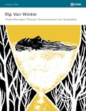 Washington Irving - Rip Van Winkle - Lesson Plan