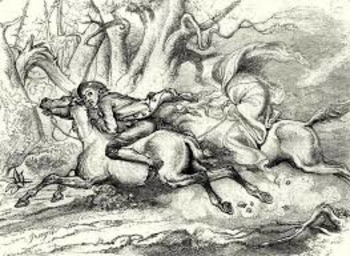 "Washington Irving: ""The Legend of Sleepy Hollow"" Critical Analysis Questions"
