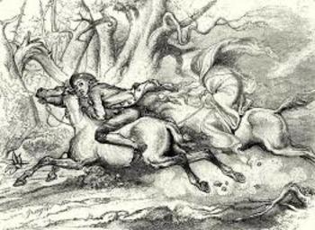 "Washington Irving: ""The Legend of Sleepy Hollow: Reading C"