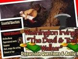 Washington Irving's The Devil and Tom Walker