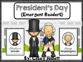 Washington & Lincoln Emergent Readers
