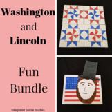 Washington/Lincoln Full Fun Bundle