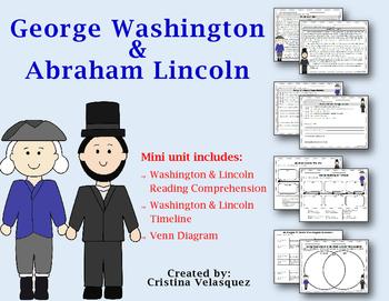 Washington Lincoln Mini Unit