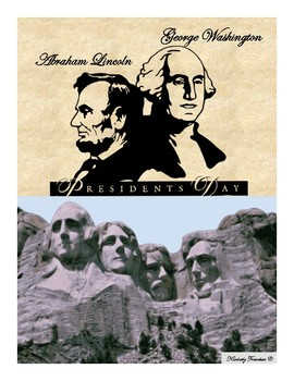 Washington & Lincoln Nonfiction Passages & Printables