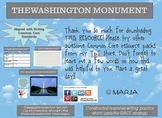 Washington Monument: Practice Writing RACE Strategy