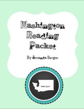 Washington Reading Packet