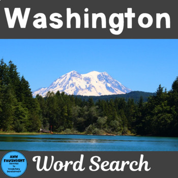 Washington Search and Find