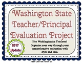 2017 UPDATE! Washington St. TPEP Criteria & Evidence Tool for the Comp Eval.