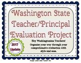 2017 UPDATE! Washington St. TPEP Criteria & Evidence Tool