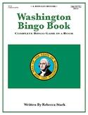 "Washington State Bingo Book: A Complete Bingo Game in a ""Book"""