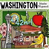 Washington State Clip Art