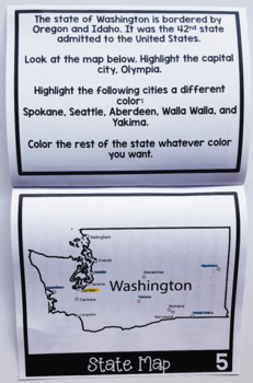 Washington State Flipbook