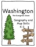 Washington State Geography Mini-Unit