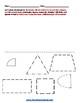 Grade 1  - Washington State - Geometric Shapes - Common Core