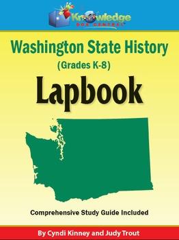 Washington State History Lapbook