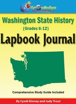 Washington State History Lapbook Journal