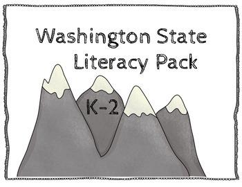 Washington State History  {Literacy Bundle}