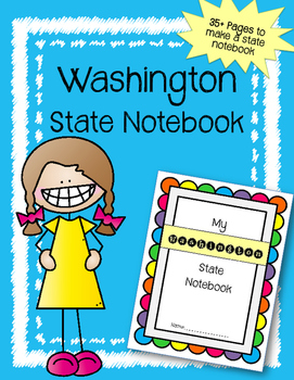Washington State Notebook / US State History / Geography