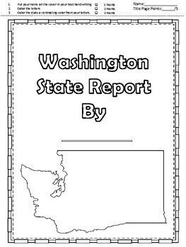 Washington State Report