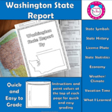 Washington State Report