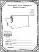 Washington State Research Report Project Template + bonus