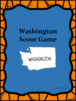 Washington State Scoot Game