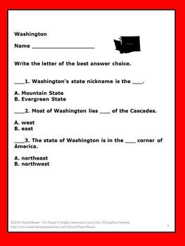 Washington Hello USA