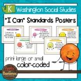 Washington State Social Studies - Kindergarten Learning St