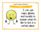 Washington State Social Studies - Second Grade Learning Standards Posters