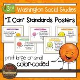 Washington State Social Studies - Third Grade Learning Sta